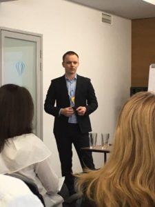 Старший юрист компании, Олег Шевцов, выступил с докладом на конференции «Агромаркетинг»